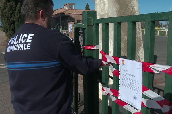 Hérault : une fillette de 8 ans écrasée par la chute d'un portail à Vendres - 18 février 2020.