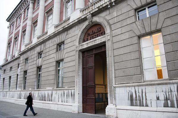 Le palais de justice de Chambéry, dont dépend le jugement de Nordahl Lelandais pour le meurtre d'Arthur Noyer