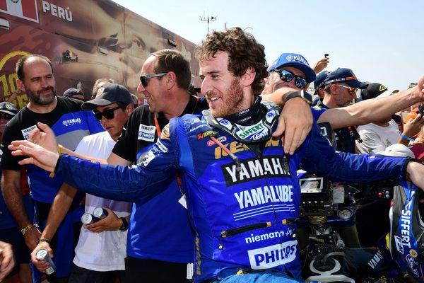 Xavier De Soultrait (Yamaha) remporte la sixième place du Dakar 2019. Le pilote originaire de Moulins (Allier) a participé pour la 6ème fois au plus mythique des rallyes.