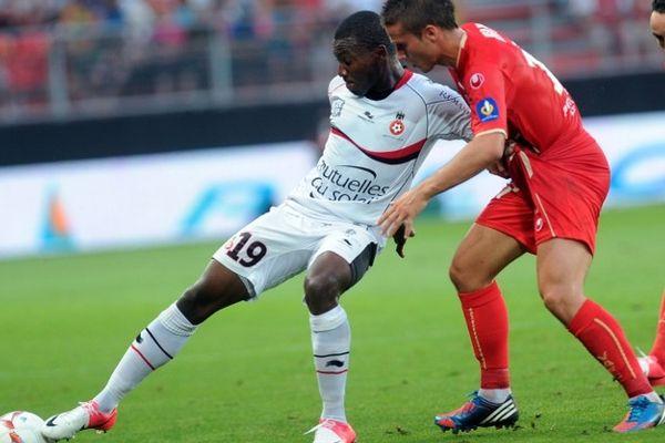 Nice a affronté Valenciennes le 18 août dernier. (archive)
