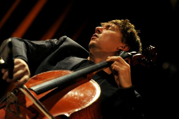Vincent Courtois au Reims Jazz Festival 2012 - Centre Culturel St-Exupéry - Jeudi 15 novembre 20h30