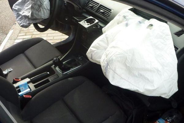 Offenbourg (Allemagne) - voiture du ravisseur de Chloé - 16 novembre 2012 - POLICE OFFENBURG
