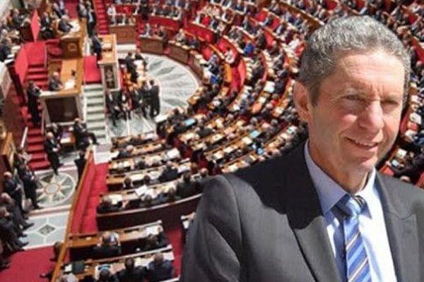 Gilbert Sauvan, le président du conseil départemental des Alpes-de-Haute-Provence.