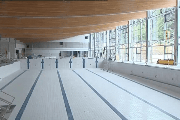 Le nouveau centre aquatique de La Souterraine