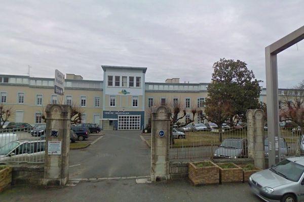 L'hôpital de Vierzon (Cher)