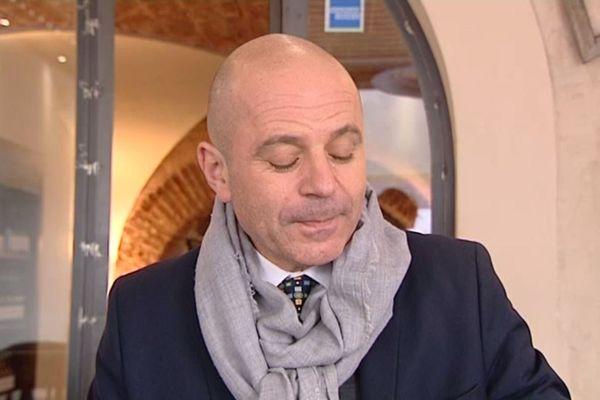 """Jean Jacques Ferrara, actuel président de la communauté d'agglomération du pays ajaccien (CAPA), investi dans la première circonscription de Corse-du-Sud aux al""""ections législatives de 2017."""