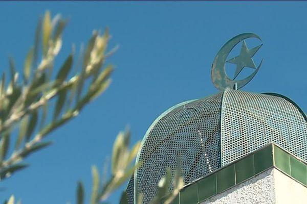 A la grande Mosquée de Perpignan, les communautés religieuses et laïques ont rendu hommage aux victimes de l'attentat de Christchurch