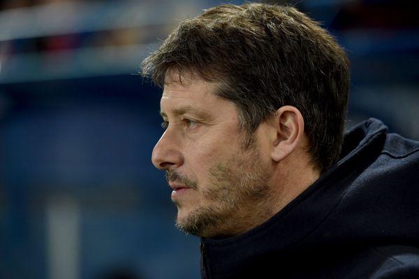 Fabien Mercadal a critiqué l'arbitrage après la défaite de l'USLD à Ajaccio.