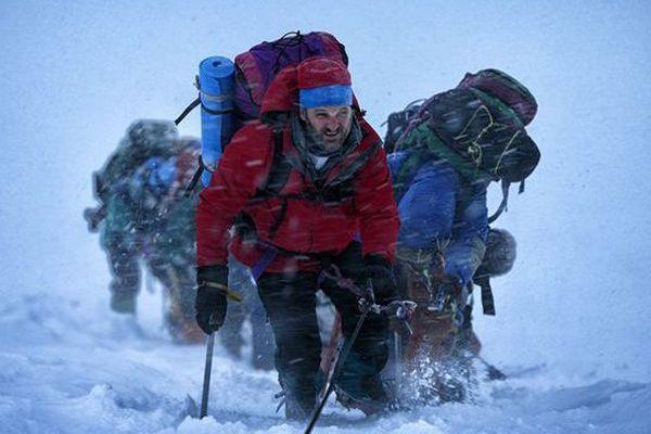 Jason Clarke, l'un des acteurs d'Everest