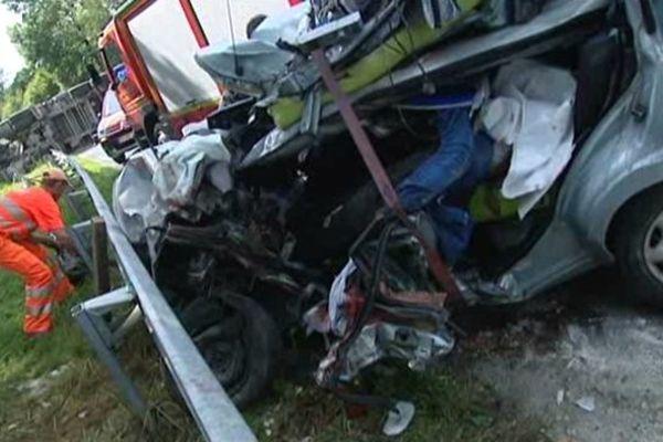 Le nombre d'accidents est en hausse pour la première fois depuis 5 ans