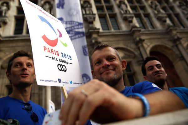 Paris, ville-hôte des Gay Games 2018.