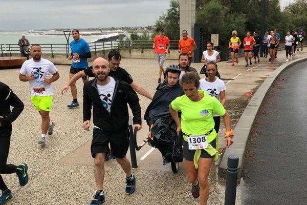Sport et solidarité à Sète ce dimanche.