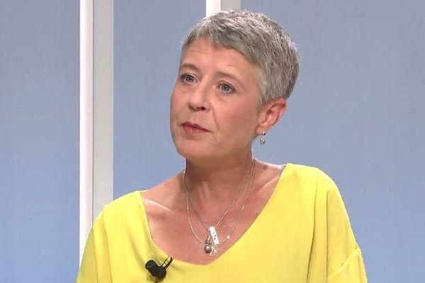 Marie-Hélène Lecenne, directrice de l'agence régionale de santé de la Corse fait le point sur la situation épidémique liée au coronavirus dans l'île.