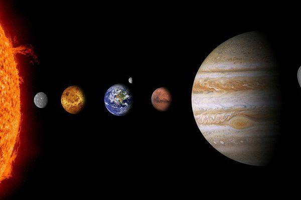 Mercure est la planète la plus proche du Soleil.