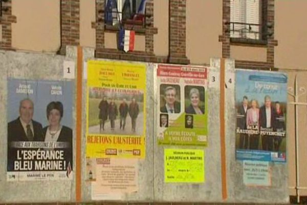 Triangulaire sur le canton d'Illiers-Combray. Le 29 mars 2015, les électeurs devront choisir entre la majorité départementale UMP, le Front national ou le conseiller général PS sortant.