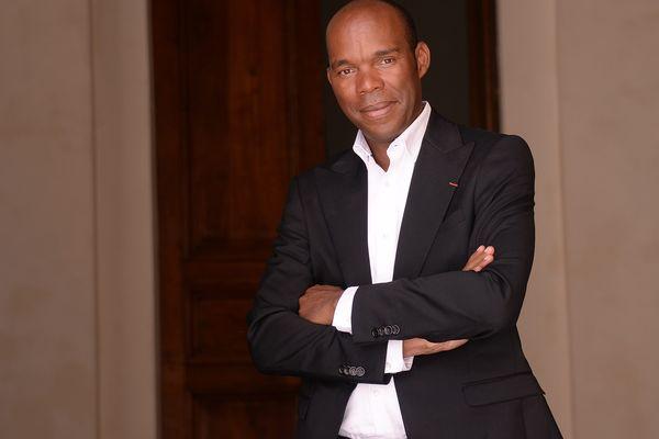 Le chef étoilé Marcel Ravin - (Archives juillet 2018 - Présentation du restaurant brasserie le grand Réfectoire et de l' Officine au grand Hôtel Dieu de Lyon)