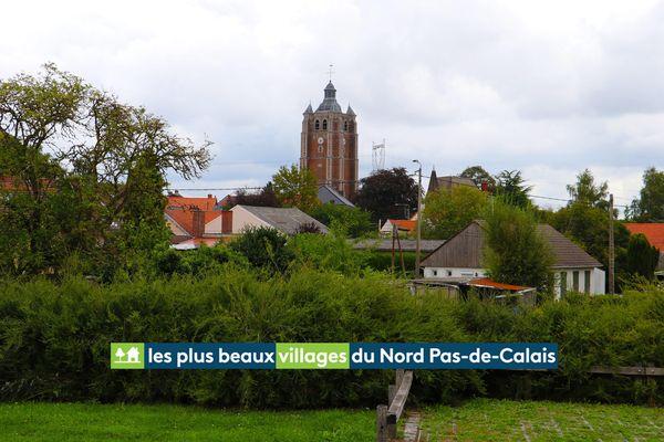 Pourquoi Bersée est-il l'un des plus beaux villages du Nord Pas-de-Calais ?