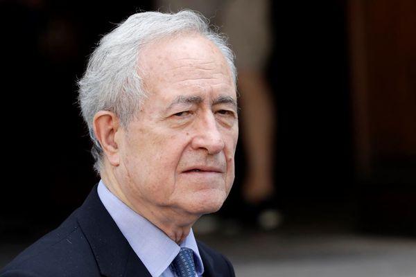 Jean Tibéri (LR), ancien maire de Paris, en 2017.