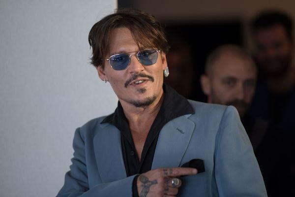 Johnny Depp fait sensation au festival de Deauville