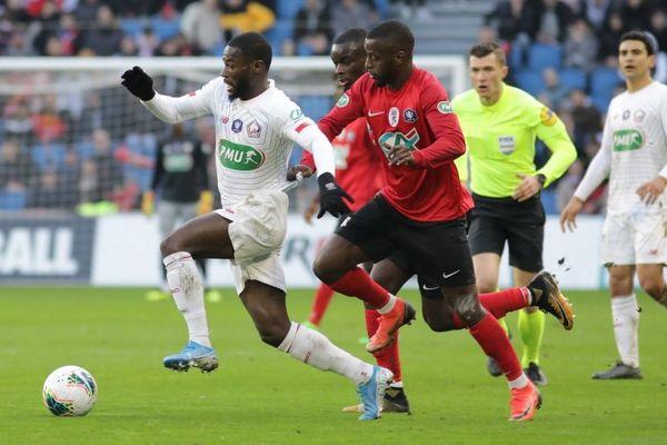 Les Lillois n'ont pas laissé leur part de recettes aux amateurs de Gonfreville après leur victoire en 16e de finale de la Coupe de France.