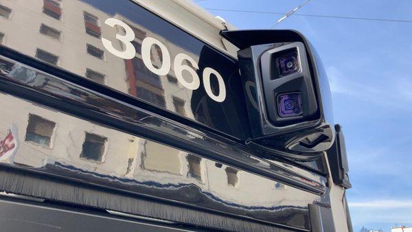 100% des bus du réseau TCL de Lyon seront équipés de la rétrovision en 2028.