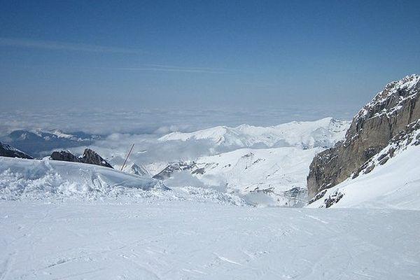 Ski à Gourette