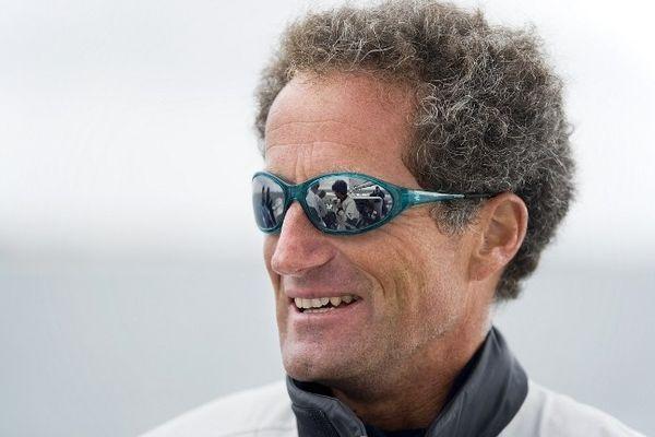 Michel Desjoyeaux en octobre 2011