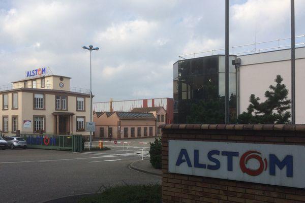 Les salariés d'Alstom à Reichshoffen sont appelés à manifester leur solidarité avec les Belfortains par des débrayages en fin de poste, tout au long de la journée.