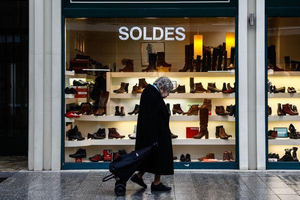 Certains commerçants réclament que les soldes soient décalés pour préserver leurs marges. (Illustration)