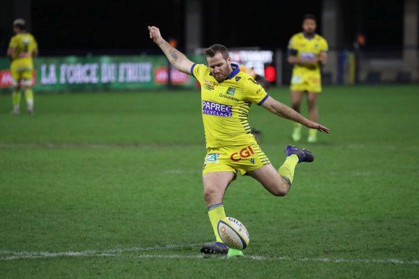 Après sa blessure, Camille Lopez est de retour au plus haut niveau au sein de l'ASM Clermont Auvergne.