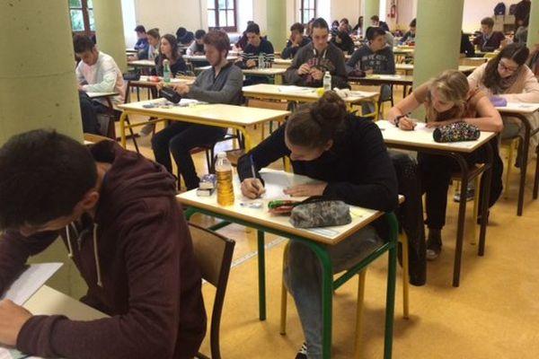 Le lycée Chaptal de Mende s'est classé au top 5 des meilleurs résultats régionaux l'an dernier.