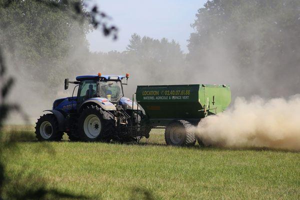 Les épandages favorisent la pollution aux particules fines.