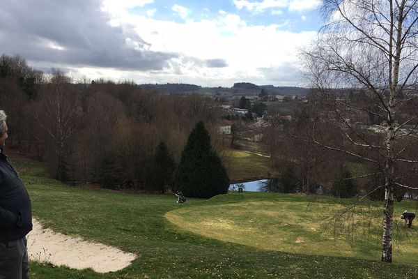 Le golf de Bourganeuf ne comptait que 22 adhérents.