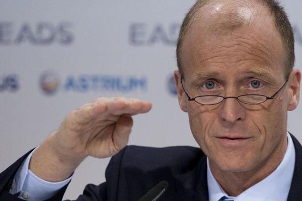 "Tom Enders patron de ""Airbus group"""