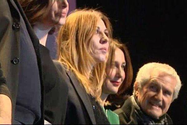 Claude Lelouch et son jury ont une dizaine de long-métrages à départager d'ici dimanche 31 janvier.