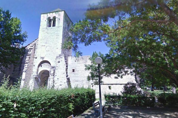 Prieuré Saint Ruf d'AVIGNON