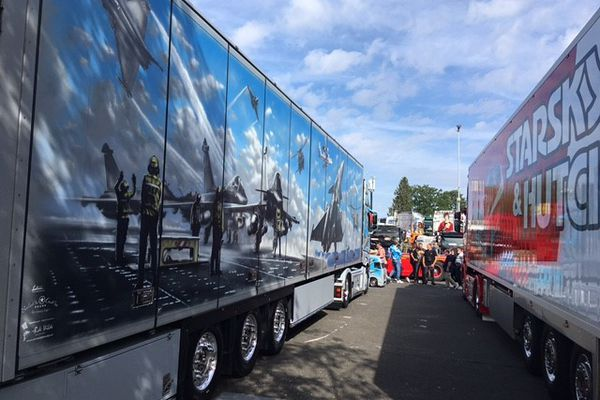 La passion du camion, une culture à part entière