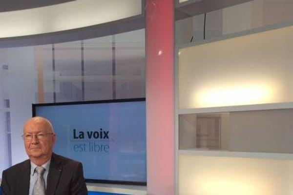 Gérard Lissot, président du conseil économique social et environnemental de Haute-Normandie est l'invité de la voix est libre samedi 31 octobre 2015.