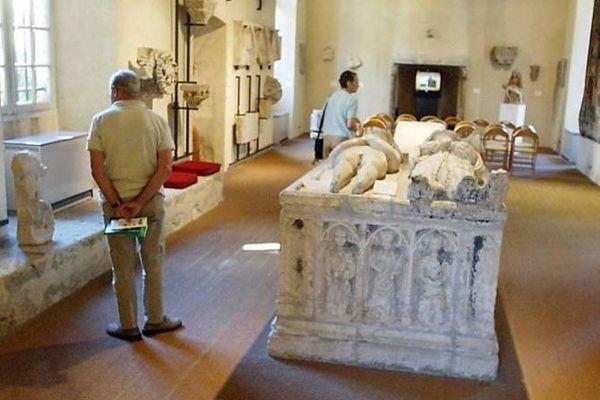 Le musée des Beaux-Arts d'Agen, en mai 2005.