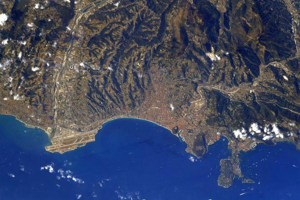Shane Kimbrough rêve de venir sur la Côte d'Azur on dirait !