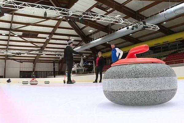 Le Charleville-Mézières sports de glace existe depuis 30 ans.