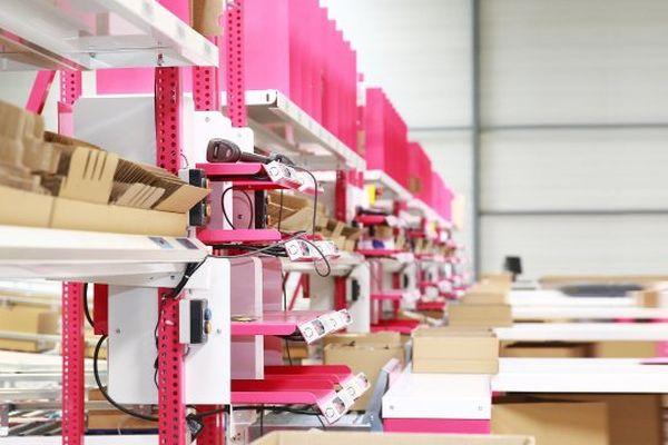 L'entrepôt vente-privée.com de Montagny-lès-Beaune emploiera 100 salariés d'ici décembre 2015