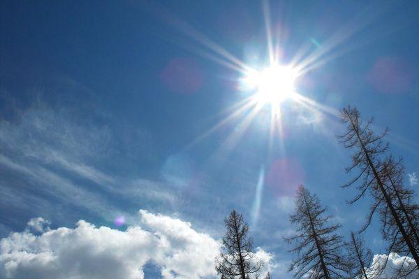 Le soleil l'emportera largement dans l'après-midi
