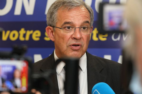 Elections régionales 2021, Thierry Mariani en tête des intensions de vote.