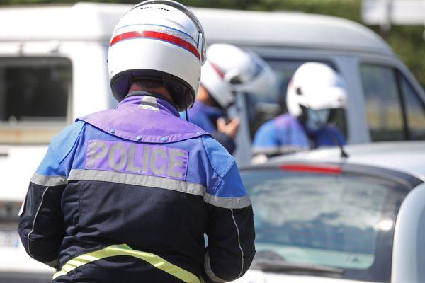 Le délit de fuite concerne un cycliste ayant percuté un enfant de quatre ans