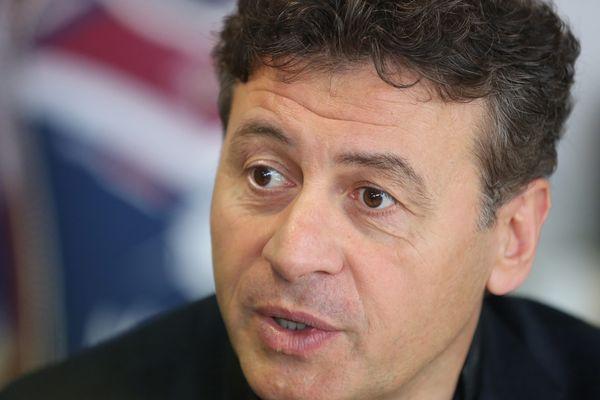Le président de l'UBB Laurent Marti souhaite une phase finale avec les huit premiers et élimination directe.