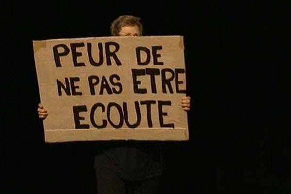 Le festival Modes de vie donne la parole aux habitants des quartiers du Grand Dijon, comme ici en 2011