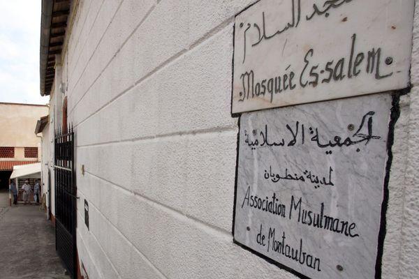 Photo d'illustration de la mosquée de Montauban