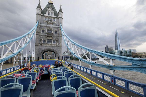 Les guides londoniens doivent désormais composer avec un public à 80 % britannique.