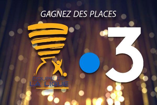 Avec France 3 Côte d'Azur, gagnez des places pour les 1/4 de finale de la Coupe de la Ligue AS Monaco/Stade Rennais FC, le 9 janvier à 18h45.